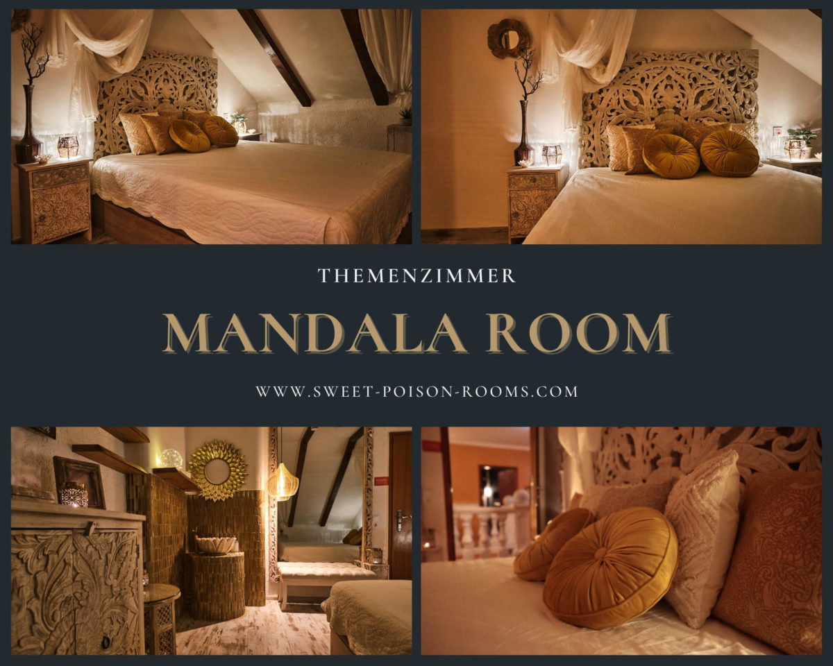 Fremdgeh Zimmer-Mandala Room
