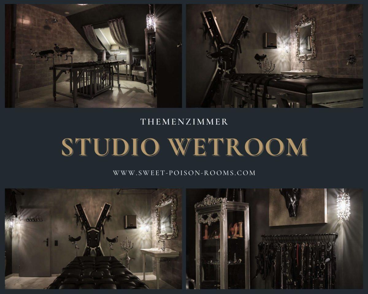 BDSM Raum-Studio Wetroom