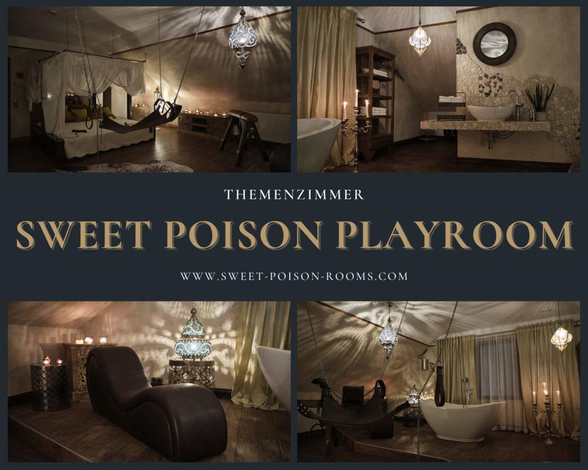 Fremdgeh Zimmer-Sweet Poison Playroom